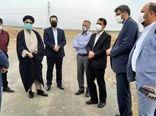 بازدید رئیس سازمان جهاد کشاورزی استان تهران از اراضی اوقافی روستای غنی آباد شهرستان ری