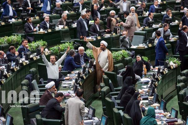 مجلس از 4 پاسخ روحانی قانع نشد