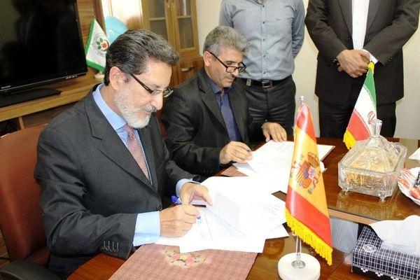امضای تفاهم همکاری ایران و اسپانیا در زمینه مقررات بهداشت گیاهی