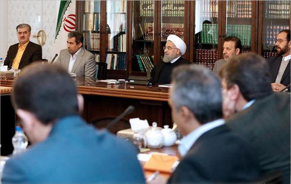 نشست مشترک کمیسیون های مجلس با رئیس جمهور برگزار می شود