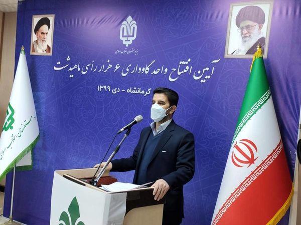 سرمایه گذاری بیشتر بنیاد مستضعفان در عرصه تولیدات کشاورزی استان کرمانشاه