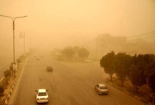 گردوغبار، معضلی جهانی شد