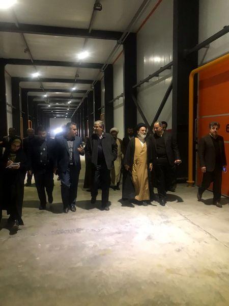 ظرفیت سردخانههای استان تهران به ۴۰۰ هزار تن افزایش یافت