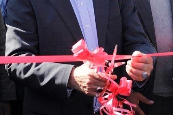 ۲ طرح کشاورزی در بخش سیمینه بوکان افتتاح شد
