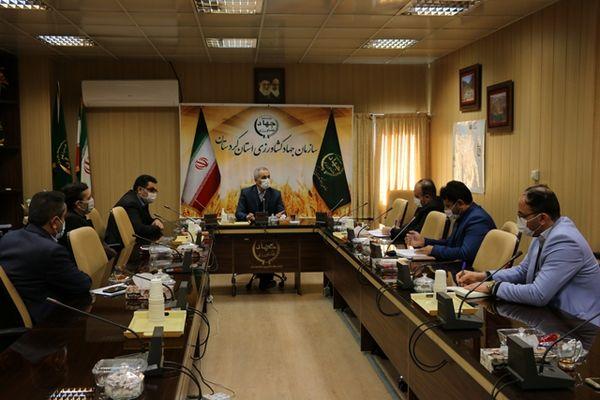 درخواست گروه صنعتی میهن برای اجرای کشاورزی قراردادی در کردستان