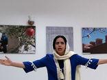 هنرنمایی بانوی نقال در گفتوگوی فرهنگی ایران و اوکراین