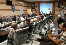 کارگاه آموزشی توسعه کشت کلزا در شهرستان تهران برگزار شد