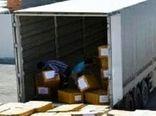 معدوم شدن دهها کارتن تخم مرغ تزیینی مکشوفه قاچاق در مرز مهران