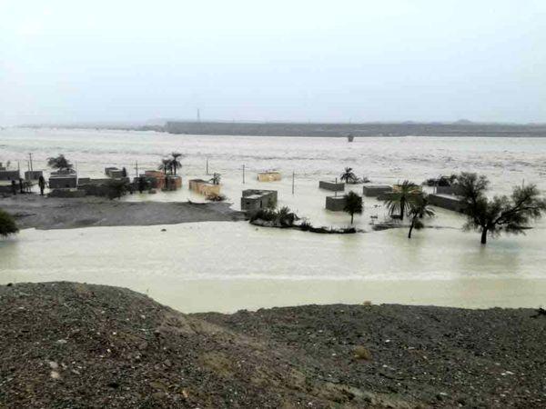 آغاز بازسازی تأسیسات آبی تخریب شده از سیل اخیر در سیستان و بلوچستان