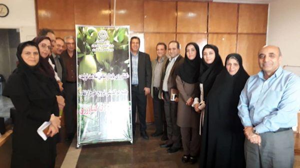 دبیرخانه آموزش وترویج ارتقای سلامت محصولات و توسعه کشاورزی استان تهران افتتاح شد