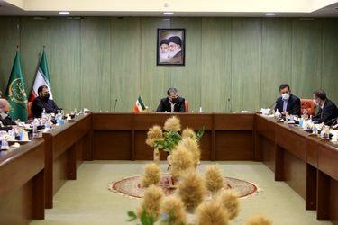 اولین نشست شورای مدیران وزارت جهاد کشاورزی در دولت سیزدهم
