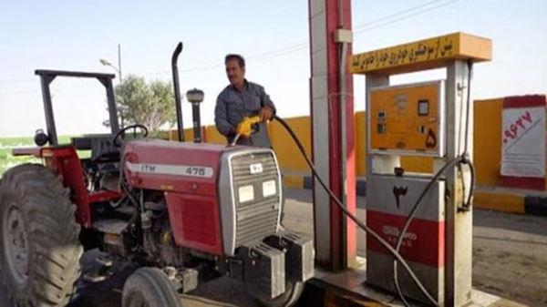 بیش از ۲۶ میلیون لیتر سوخت در حوزه کشاورزی قزوین توزیع شد