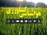 هشدار به کشاورزان آذربایجانغربی برای پیشگیری از خسارتهای بارندگی و طغیان رودخانه ها