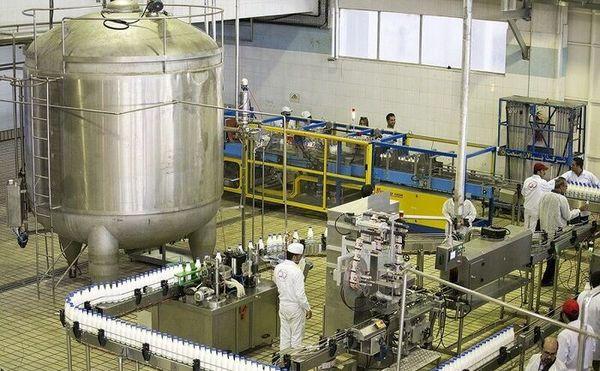 پیشتازی صنعت شیر اصفهان در کشور، مظهر جهش تولید