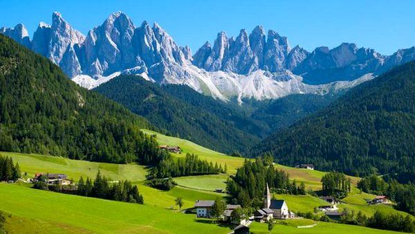 سوییس بهترین کشور جهان در رتبهبندی سال ۲۰۱۷