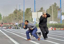 مجروح شدن دو کارمند صدا و سیما در حادثه تروریستی اهواز