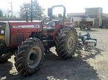 ارتقاء ماشین آلات کشاورزی خراسان شمالی در فصل درو