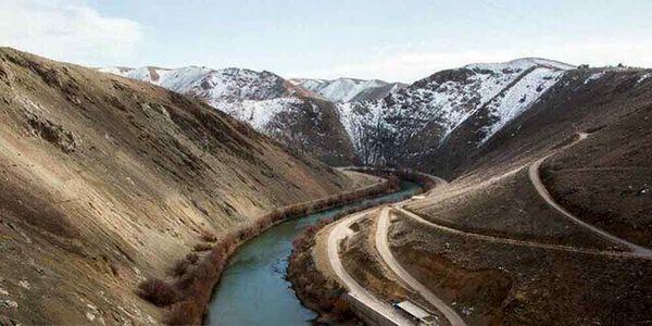 آبگیری ۵ سد خاکی در شهرستان اردستان
