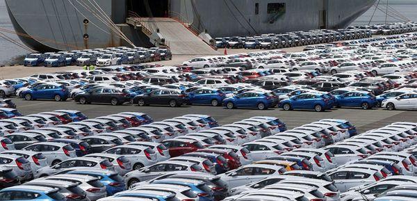 توقف ترخیص 4500 خودرو ثبت سفارش شده غیرقانونی در گمرک