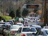 افزایش 30درصدی ترافیک بزرگراهها از اول مهر