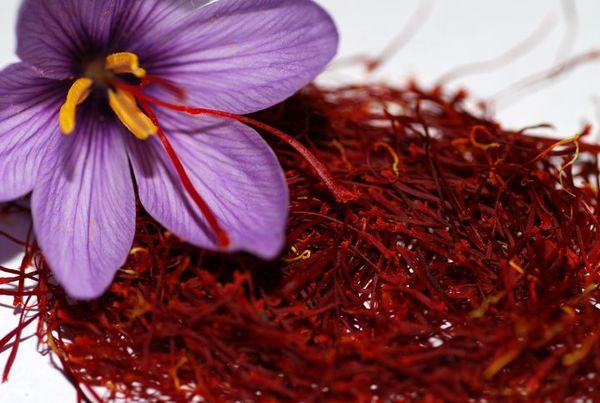 سهم ایران از بازار جهانی زعفران تنها یک دهم است