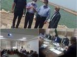 بازدید مدیرکل شیلات خوزستان از ظرفیتهای شیلات در استان بوشهر