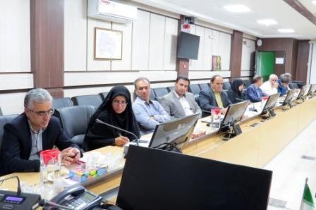 جلسه کارگروه اشتغال ایثارگران سازمان جهادکشاورزی خراسان شمالی برگزار شد