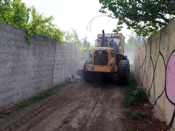 کوچ معکوش کشاورزان شهریاری به چرخه تولید کشاورزی