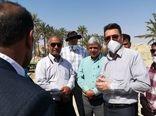 توسعه اقتصادی بخش فورگ داراب با پمپاژ آب چشمه قلاتویه