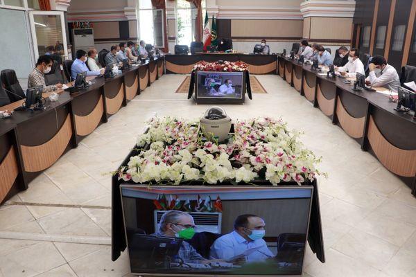 برگزاری جلسه کمیته فنی کود شیمیایی استان قزوین