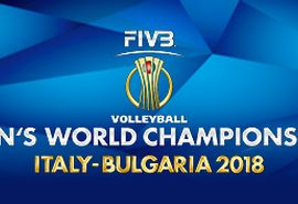 والیبال قهرمانی جهان - گروه G