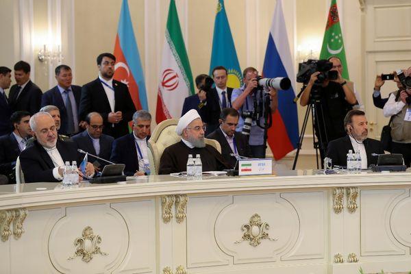 مذاکرات برای تفاهم نهایی دریای خزر ادامه یابد