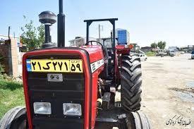 تحویل سوخت به تراکتور  و کمباین مشروط به پلاک انتظامی است