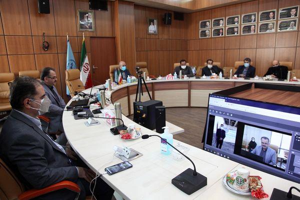 همگرایی بین المللی برای تشکیل کنوانسیون دریای عمان و خلیج فارس