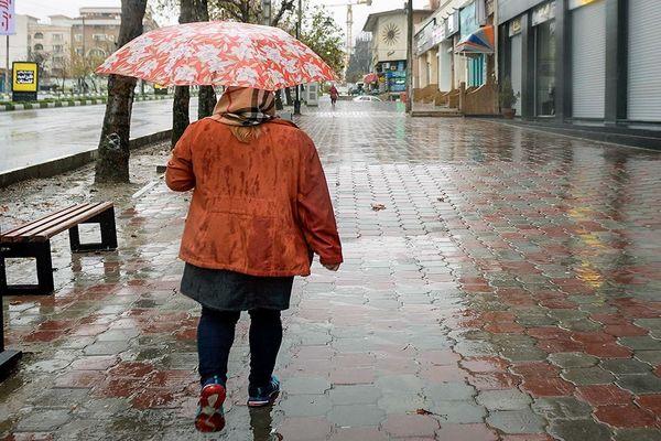 ثبت 38 میلیمتر بارندگی از آغاز سال آبی جاری