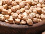 توان صادراتی برای مازاد 100 هزارتنی نخود