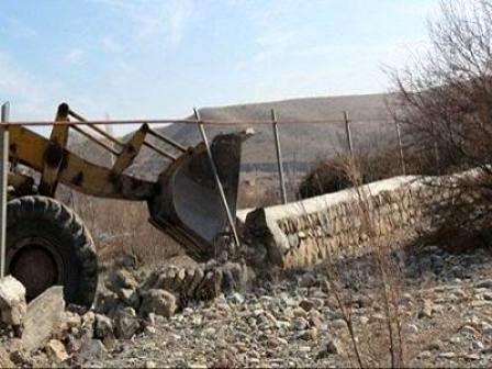 رفع تصرف 9 هزار مترمربع از اراضی ملی دماوند