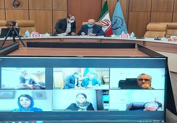 امضای سند همکاری سازمان شیلات ایران با یونیدو