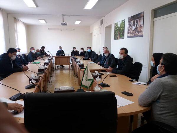 تشکیل تعاوتی توسط گلخانه داران شهرستان ورامین
