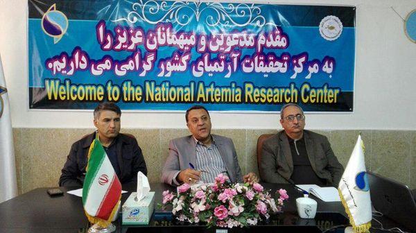 برگزاری ۳ عنوان برنامه انتقال یافته تحقیقاتی از طرحهای انجام شده در مرکز تحقیقات آرتمیای کشور