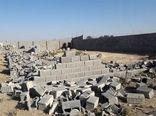 تخریب 19 مورد ساخت و ساز غیرمجاز در مرودشت