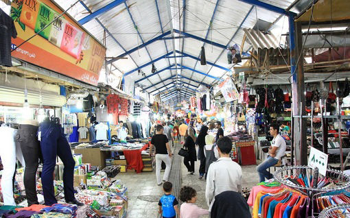 بازارهای ساحلی جولانگاه وارداتیهای بیکیفیت