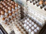 پلمپ یک واحد غیر مجاز بسته بندی تخم مرغ در شهریار