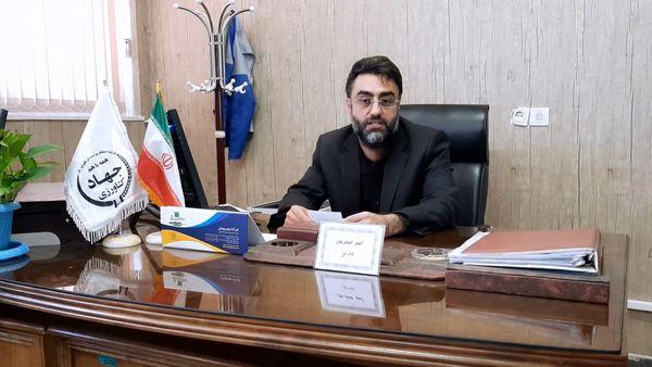 تخریب 3 ساخت و ساز غیرمجاز در شهرستان دهاقان