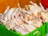 بازار مرغ و ماهی آرام گرفت