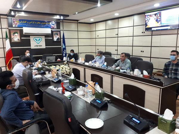 برگزاری وبینار دو روزه بیماری هاری در اداره کل دامپزشکی خوزستان