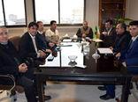 جلسه هماهنگی بهره برداری مطلوب از مجتمع انبار سرد سراب برگزار شد