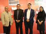 بازدید مدیر موزه بانک ملی از موزه سینما