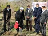 مراسم روز درختکاری و آغاز هفته منابع طبیعی با حضور رئیس جمهوری و وزیر جهاد کشاورزی