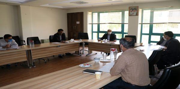 برگزاری جلسات تخصصی کارگروه مانع زدائیها و پشتیبانیها در بخش کشاورزی